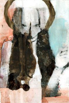 Joan   Art Print by Sara Santarsiero on Society6