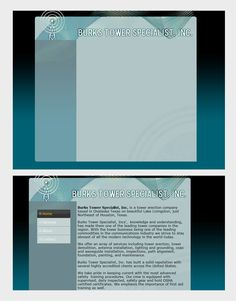 Screen shots of web site design for client. #GraphicDesign #WebSiteDesign