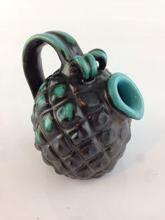 Michael Andersen Keramik ananaskande Pottery, Ceramics, Crafts, Ceramica, Ceramica, Manualidades, Ceramic Art, Clay Crafts, Handmade Crafts