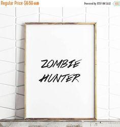80% OFF zombie survival zombie hunter zombie sign zombie