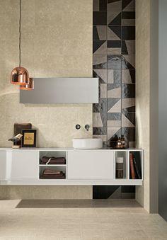 Pure and essential. Nord by Fap ceramiche