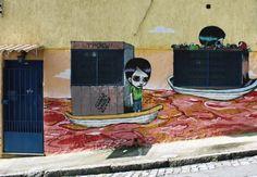 Tinho. Street art bresil 2