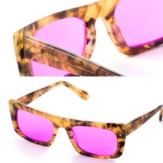 New 60`special edition by Wilde Sunglasses