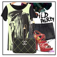 Wild Party | Women's Outfit | ASOS Fashion Finder