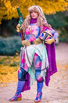Sheik Cosplay, Epic Cosplay, Disney Cosplay, Amazing Cosplay, Disney Halloween Costumes, Girl Costumes, Cosplay Costumes, Princess Star, Warrior Princess