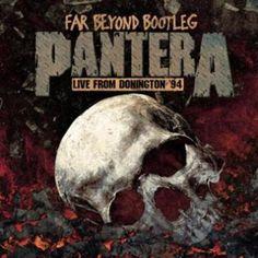 "L'album dei #Pantera intitolato ""Far Beyond Driven: Live From Donington '94""."
