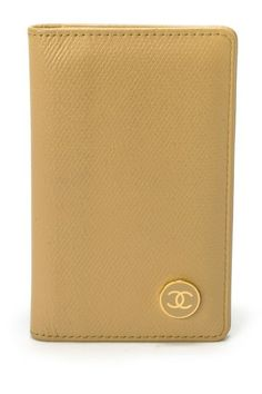 Vintage Chanel Leather Card Case by LXR on @HauteLook