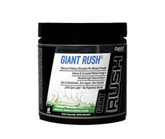 Giant Sports Rush Green Apple Flavor Nutrition Supplement 0166 Pound ** Click image to review more details.
