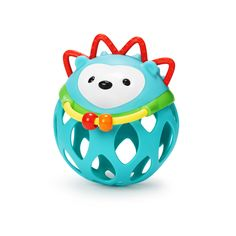 Skip Hop Explore & More Roll Around Rattle Roll Around Hedgehog - Grab, rattle and roll! This familiar Skip Hop Explore & More Roll Around Rattle face engages ba Baby Gym, Baby Play, Diaper Genie, Baby List, Baby Rattle, Cute Toys, Baby Registry, Fisher Price, Car Seats