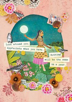 Illustration: Pimpelmees ~ Seen on HappyMakersBlog.com
