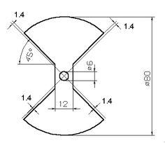 Magnetic Loop antennas. Homebrew variable capacitor too