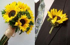 54 Bridal-bouquets And Boutonnieres Ideas #weddings #bridal-bouquets #boutonnieres