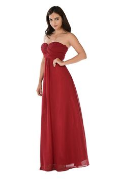 cd6583dd514e 7880 POLY USA - Chiffon red dress Prom Outfits, Prom Dresses, Formal  Dresses,