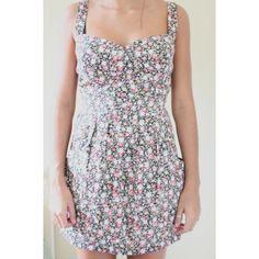 #venda: Vestido Floral Importado Algodão por R$59,00