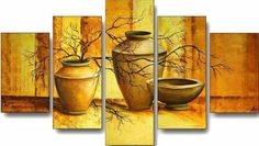 PUNTO DE CRUZ MODERNO Multiple Canvas Paintings, Paintings I Love, Triptych Wall Art, Canvas Wall Art, Wall Art Sets, Diy Wall Art, Southwest Art, Illusion Art, Texture Painting