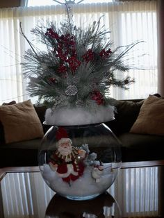 icu ~ Pin on Christmas Crafts ~ creative snowman christmas decoration ideas for your home page 3 Snowman Christmas Decorations, Christmas Arrangements, Christmas Jars, Christmas Centerpieces, Simple Christmas, Christmas Home, Christmas Wreaths, Christmas Lanterns, Christmas Holidays
