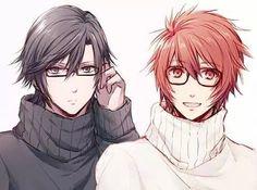 Tokiya and Otoya