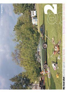 Guardian g2 cover: My Best Summer Shot #editorialdesign #newspaperdesign #graphicdesign #design #theguardian 9d
