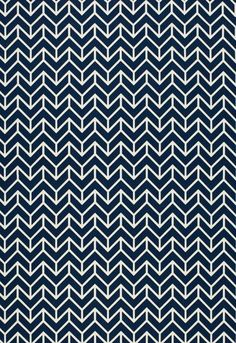 Schumacher Chevron Fabric
