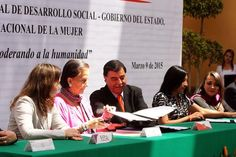 #ElCensorWeb  EL GOBIERNO DE MGZ CUMPLE CON BRINDAR ATENCIÓN INTEGRAL A LA MUJER: INDESOL
