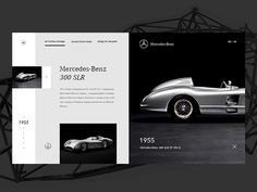 The history of the brand Mercedes by Nicolai Bashkirev