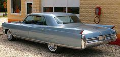 1964 Cadillac Fleetwood Sixty Special Sedan