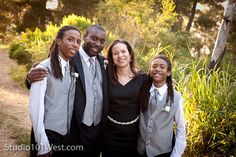 Nature trail in the Cambria Pines Lodge forest; Cambria Pines Lodge Wedding ~ Dennis Swanson's Blog
