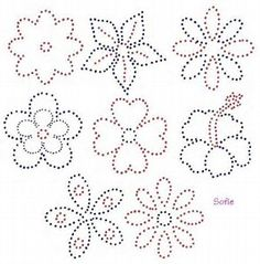 Image result for Tin Can Flower Patterns Tin Can Crafts, Rock Crafts, Paper Crafts, Diy Paper, Tin Can Art, Tin Art, Dot Art Painting, Painting Patterns, Painting Templates