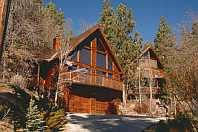Vacation rentals in the mountains