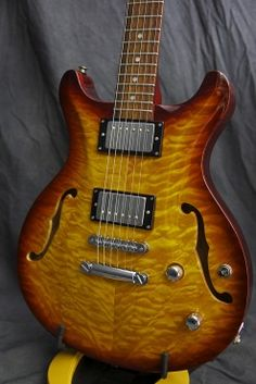 Gadow Guitars Setneck http://www.area22guitars.com/electric-guitars/gadow-guitars/gadow-setneck.html