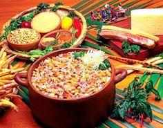 O colorido da culinária maranhense