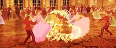 """And it's not afraid to dole out the sparkles. 