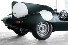 British Racing Green.