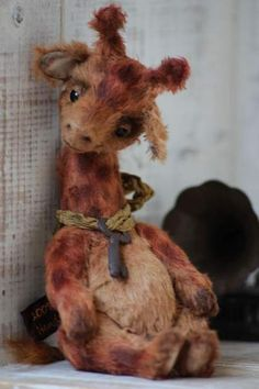 Giraffe Siaplauras By Anzhelika Costin - Bear Pile