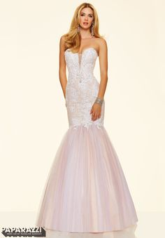Prom Dresses by Paparazzi Prom - Dress Style 98036