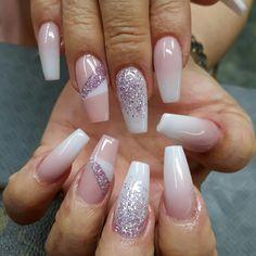 Looking for easy nail art ideas for short nails? Look no further here are are quick and easy nail art ideas for short nails. Summer Acrylic Nails, Best Acrylic Nails, Summer Nails, Cute Nails, Pretty Nails, My Nails, Nagellack Trends, Coffin Shape Nails, Gel Nail Designs