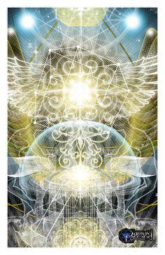 ÉDITION limitée dans le Royaume des anges par ArtofSamuelFarrand