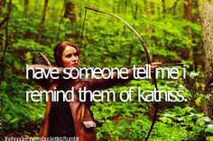 Some people at school call me Katniss because I AM THE BIGGEST HUNGER GAMES FAN AND JOSH HUTCHERSON FAN EVER