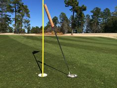 The cork tree putter grip is a new take on the oversized putter grip using a renewable resource, cork leather. Cork Tree, Baseball Field