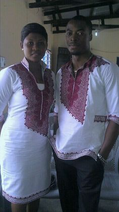 Mens Wear, African fashion, dashiki, embroidery designs, African mens wear, African costume, African designs, African fashion for men, African Inspired Fashion, African Print Fashion, Africa Fashion, African Attire, African Wear, African Women, African Print Dresses, African Dress, Couple Outfits