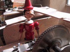 Pinocchio#Italy#