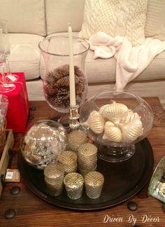 Living room tray ideas