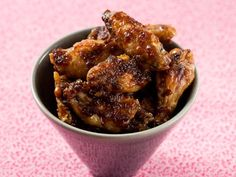 Soy-Garlic Chicken Wings