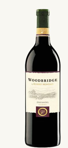 Woodbridge by Robert Mondavi Zinfandel has enticing peppery spice notes - a unique Zin personality trait - that infuse the rich dark fruit character.