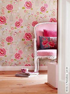 9c5767f83e04 Pip studio, birds in paradise Wohnzimmer Tapeten Ideen, Wohnzimmer Design,  Schlafzimmer Ideen,