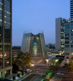 The Cathedral of Christ the Light. SOM,  Oakland, California. 2008