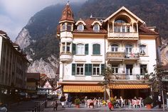 The Town of Interlaken by cwgoodroe, via Flickr