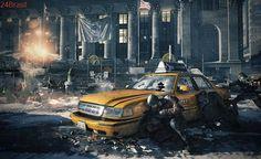 The Division está de graça no PC, PS4 e Xbox One entre 4 e 7 de maio