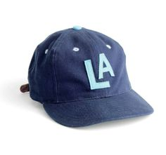 3fa538afda9c6 Ebbets Field Flannels® for J.Crew Los Angeles angels ball cap