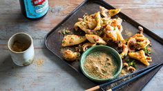 Ying Tam, chef of Sydney's Ying's Seafood Restaurant, graciously shares his signature salt and pepper squid recipe with Food Safari's Maeve ...